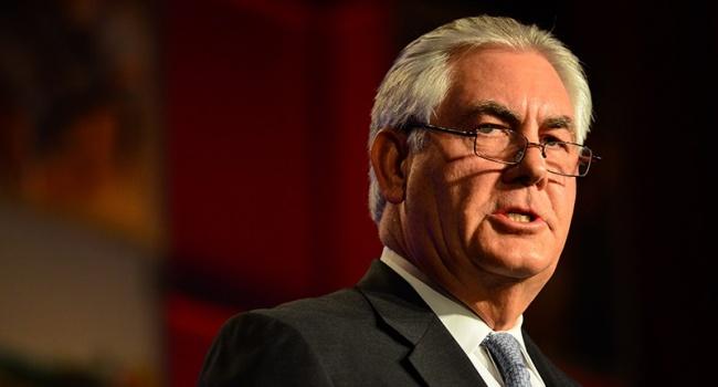 УДерждепі США спростували інформацію про можливу відставку Тіллерсона