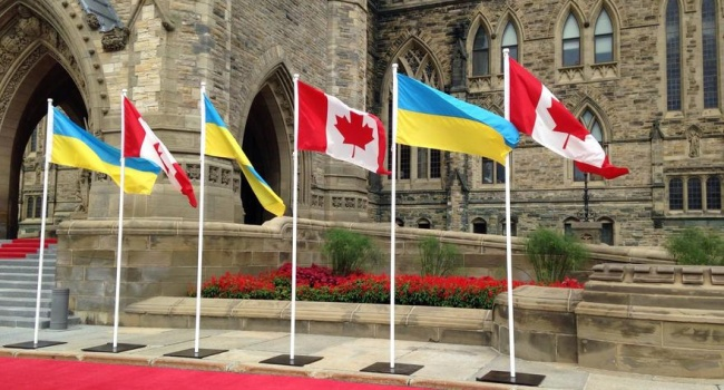Как будет работать соглашение оЗСТ между Украинским государством иКанадой?