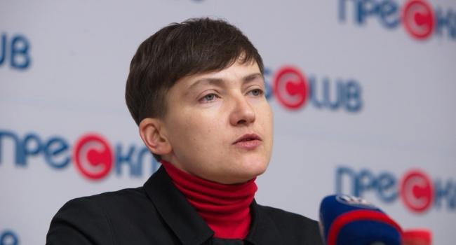 Савченко решила подмять власть под себя: Иду впрезиденты— Порошенко, берегись