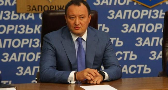 Глава Запорізької ОДА: Вобласті триває підготовка дозахоплення державної влади