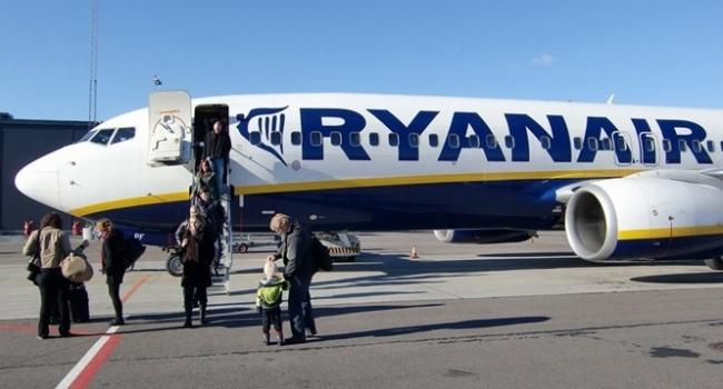 Вдекабре Ryanair возвратится в государство Украину,— Емельян