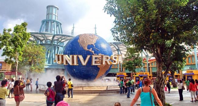 Составлен рейтинг лучших в мире парков развлечений