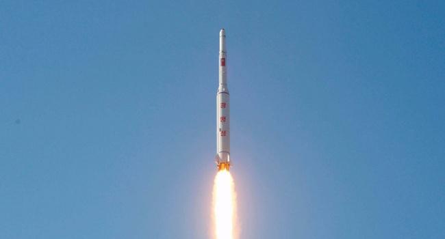 КНДР провела запуск ракети, яка впала вяпонській економічній зоні