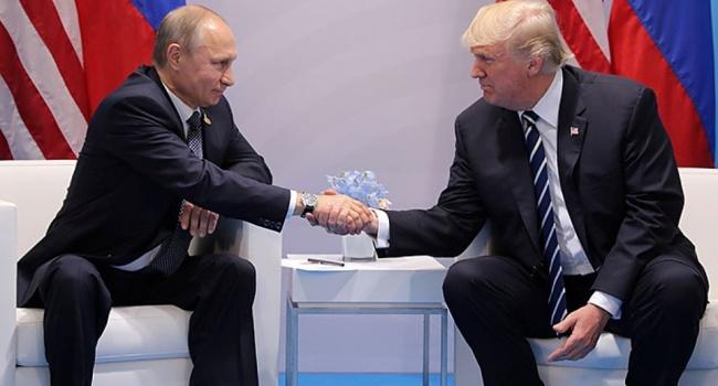 Путин объявил орешении неоставлять без ответа недружественные действия США