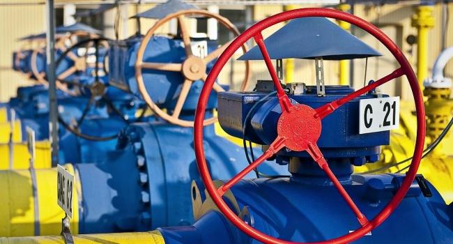 Украина накопила вПХГ неменее 13 млрд кубометров газа
