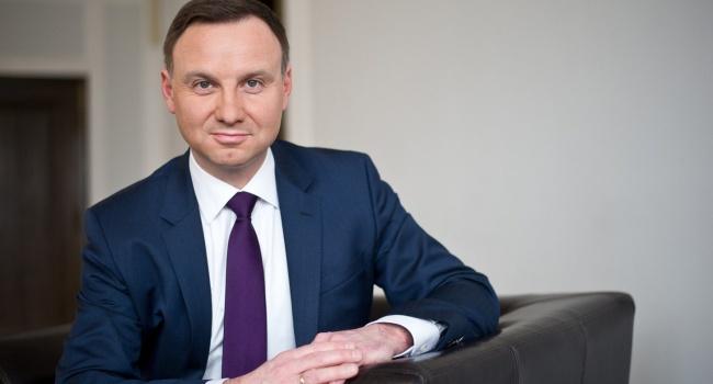 Президент Польщі відмовився підписати закони про судову реформу