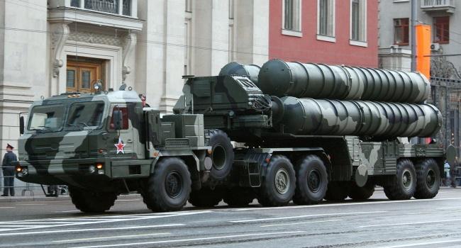 Пентагон стурбований планами Туреччини купити зенітні комплекси С-400 уРФ