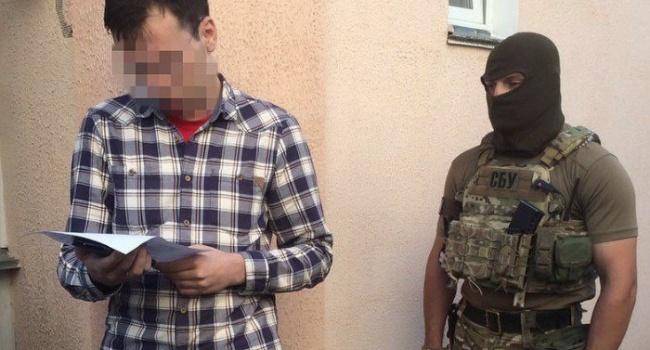 Блогеру зЖитомира оголосили підозру вдержавній зраді [ Редактировать ]