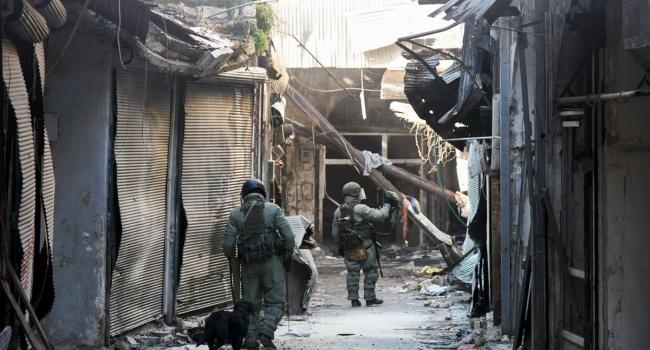 ВМинобороны опровергли информацию опогибших русских военных вСирии