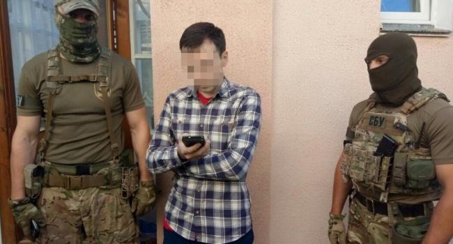 Суд арештував підозрюваного удержзраді житомирського блогера— ГПУ