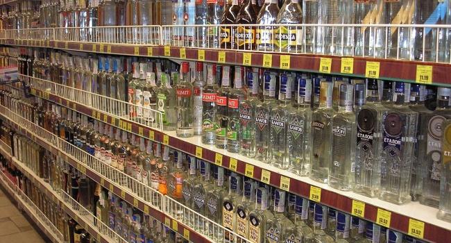 Кабмін планує підвищити мінімальні ціни наалкоголь