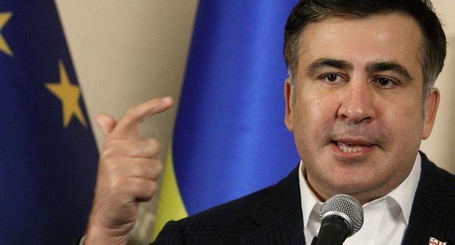 Климкин опроверг обвинения Саакашвили оналичии унего русского паспорта