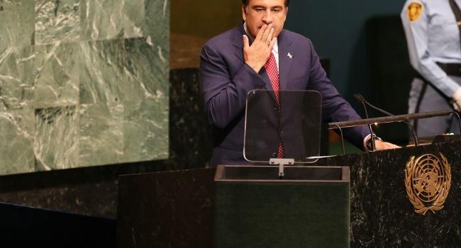 Массажистка Саакашвили влетела Грузии вкопеечку