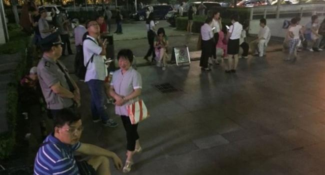 Землетрус у Китаї – є жертви