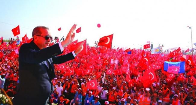 Туреччина видала ордери назатримання 35 журналістів зазв'язки зГюленом