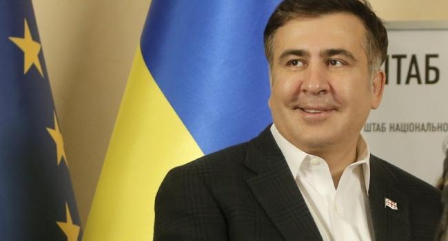Саакашвілі готується повернутися вУкраїну: однопартійці планують зустріч