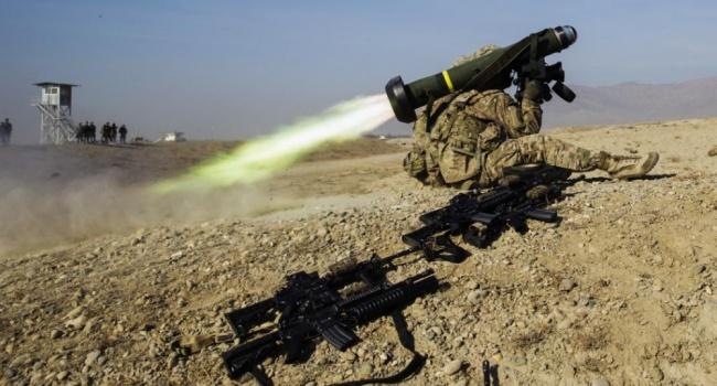 В Кремле считают, что американские «Джавелины», переданные Украине, могут угрожать нацбезопасности РФ