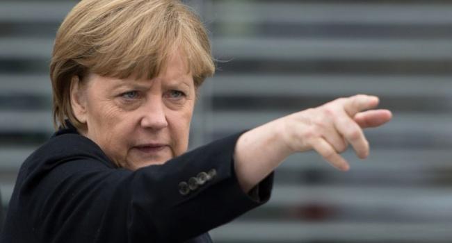 В Германии стартовал предвыборный тур Меркель