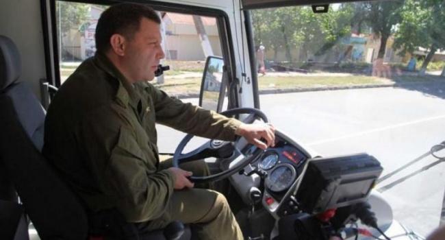 Гордый «ПАЗик»: Захарченко опозорился с новыми автобусами