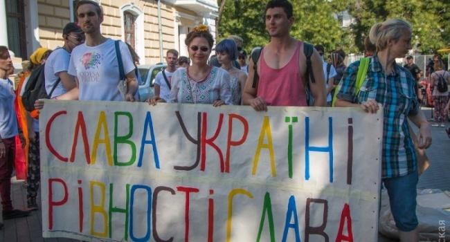 Активистов вывозят автобусами: милиция приостановила ЛГБТ-прайд вОдессе