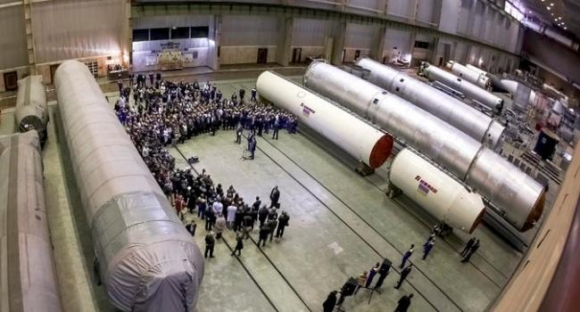 Украинское государство уличили внезаконной поставке ракетных моторов КНДР