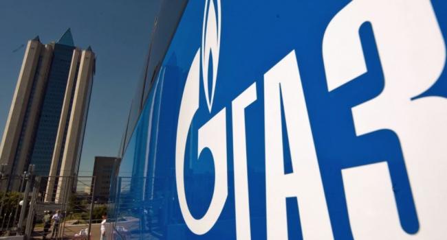 «Газпром» ссамого начала  года увеличил добычу на19,8%