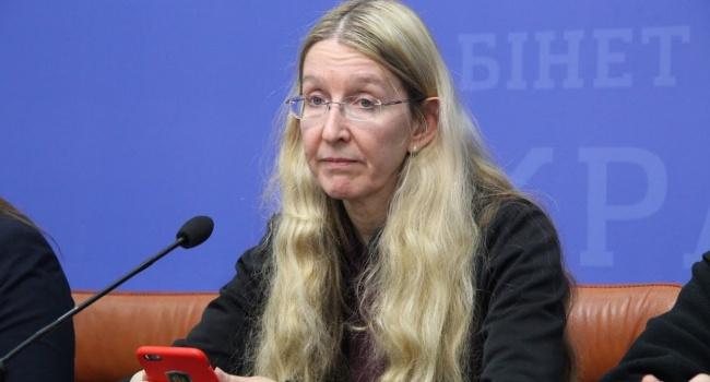 Супрун отрицает обнаружение холеры в Николаевской области
