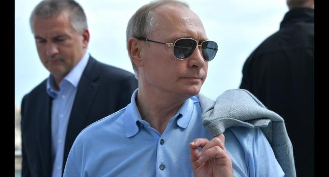 Путин вконце рабочей недели посетит Севастополь