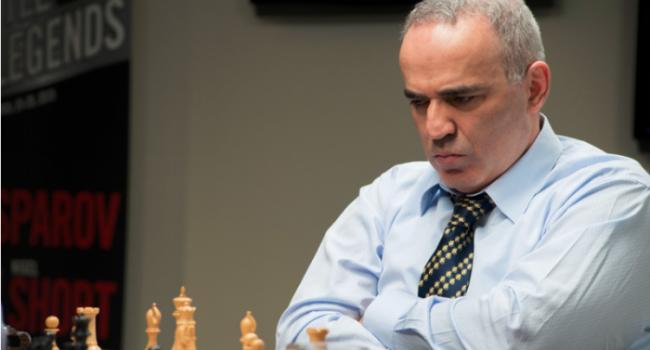 Гарри Каспаров потерпел поражение на престижном турнире