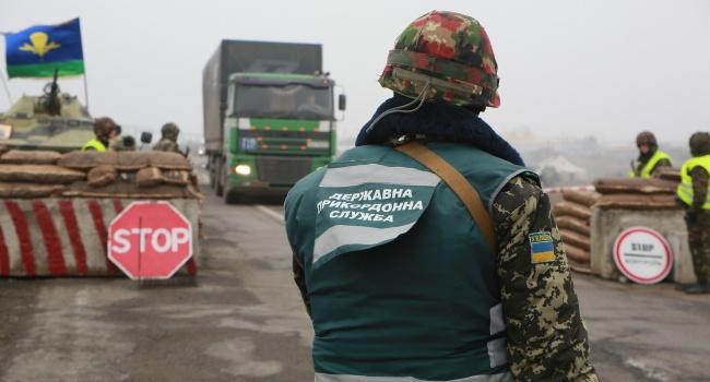 В связи с подготовкой ко Дню независимости украинские пограничники перешли на усиленный режим работы