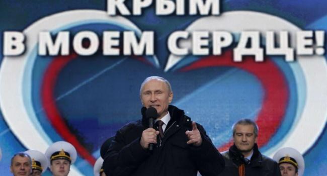 Портніков: ми неправильно зрозуміли мету Путіна щодо Криму