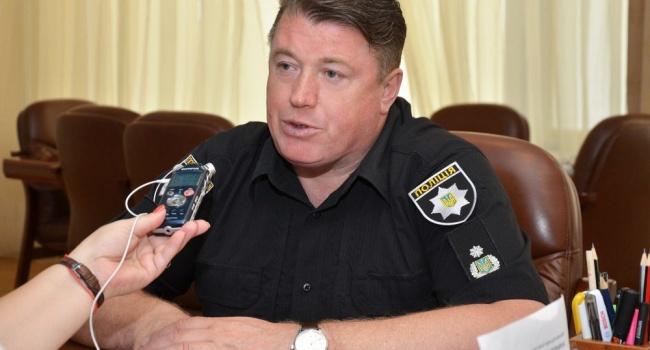 На хабарі затримали главу поліції охорони Будника