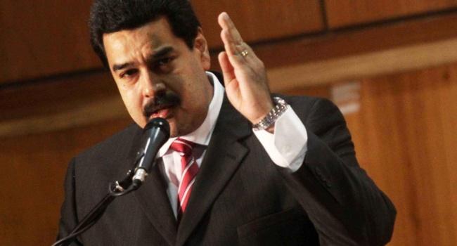 Из-за «угрозы со стороны США» Мадуро обратился за помощью к Ватикану и России