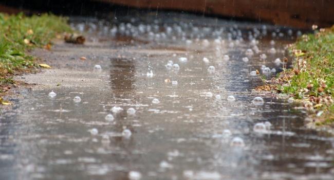День Независимости выдастся холодным и дождливым