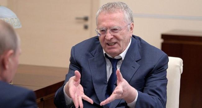 Жириновський різко прокоментував звинувачення ГПУ на його адресу