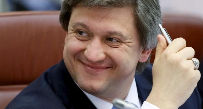 Минфина Украины обвинили вработе на Российскую Федерацию