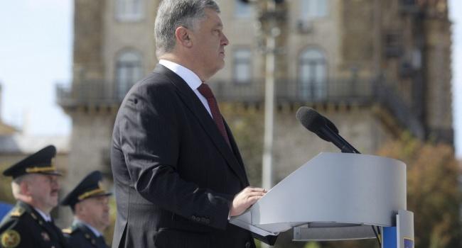 Порошенко про Донбас і Крим: Ми готові до жорстких дій, але дипломатія залишається пріоритетом