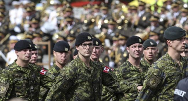 У РФ назвали парад в Києві за участі військ НАТО втратою суверенітету України
