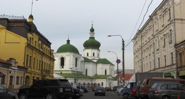 Подол в Киеве может стать пешеходной зоной