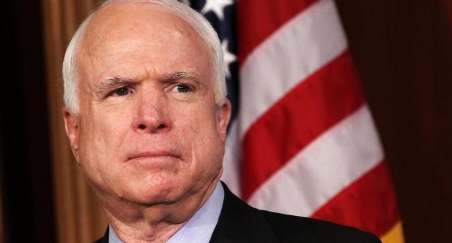 Маккейн выступил со специальным заявлением по предоставлении Украине летального оружия