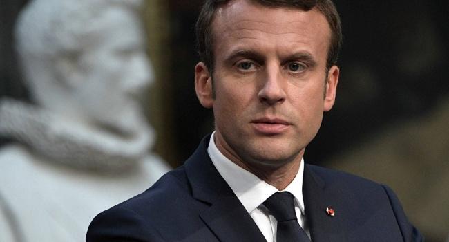 Макрон заявил о возможном распаде Евросоюза