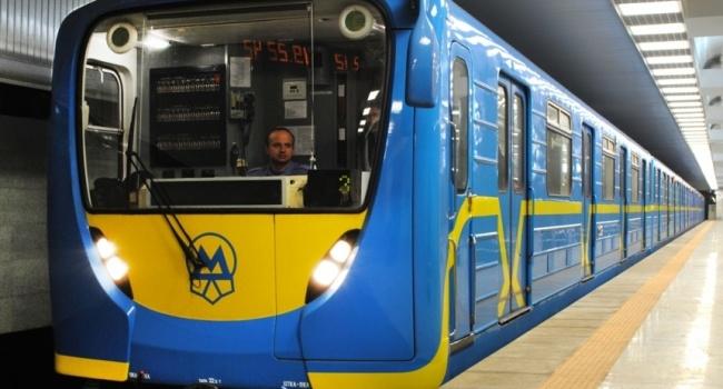 Кличко рассказал, когда начнется строительство метро на Троещину