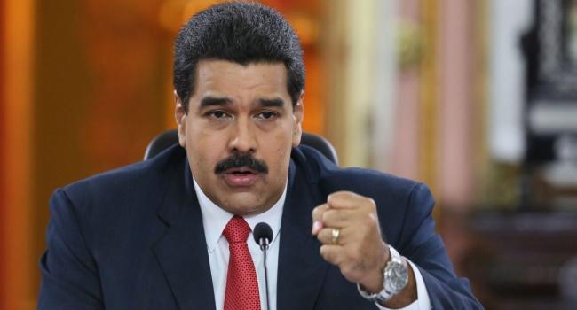 Мадуро: действия Трампа приведут к дефолту в Венесуэле