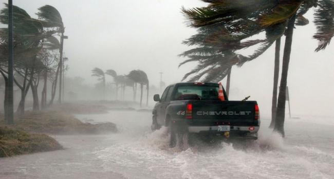 В США объявлен режим стихийного бедствия