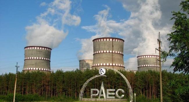 Четвертий енергоблок Рівненської АЕС відімкнули від мережі