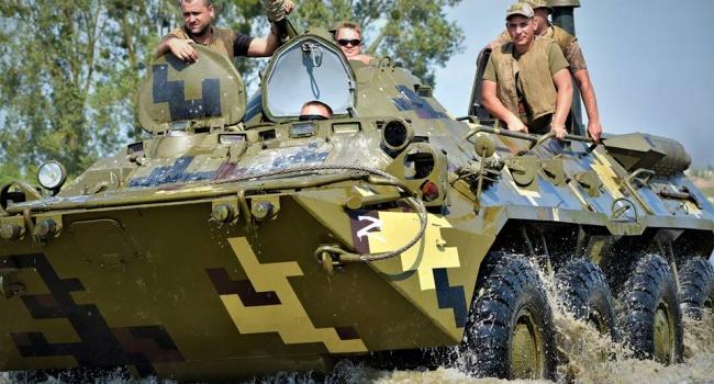 Бойовики цілий день провокували ЗСУ, однак сили АТО не стріляли у відповідь