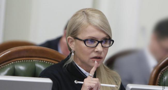 Финансист: старания лично Юлии Владимировны вместе с Виктором Федоровичем наконец-то заслужено вознаграждены