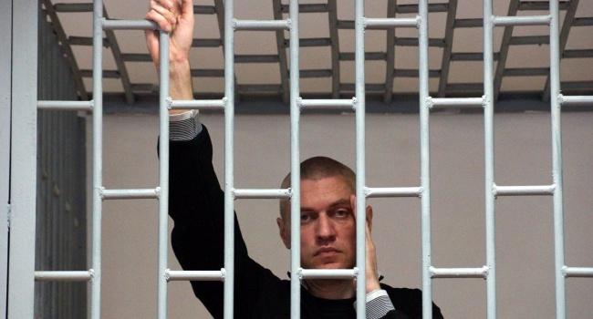 Новіков: ми маємо всі підстави хвилюватись за політв'язня Клиха