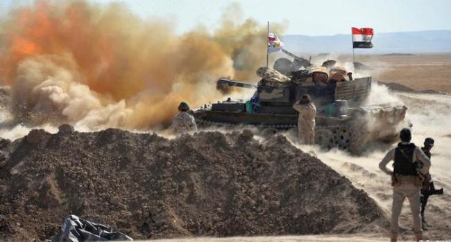 «Ісламська держава» втрачає останню твердиню в Іраку