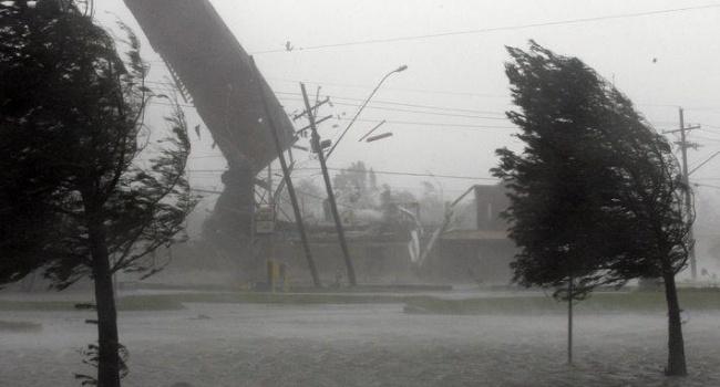Стало известно о первых жертвах урагана «Харви»